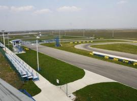 Go karting track near Bucharest