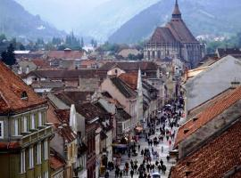 The city of Brasov