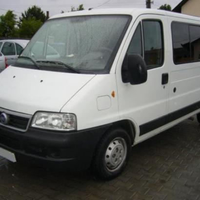 Van shuttle in Bucharest for stag do or party tours coming to the city