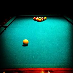 Billiard is perfect idea for starting your stag night.