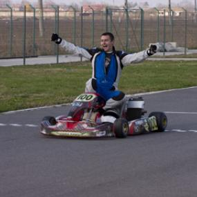 Go Karting in Bucharest