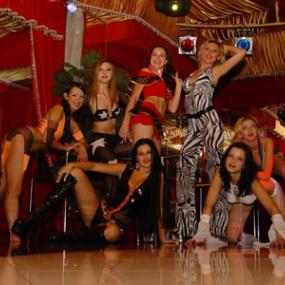 Lap dancing for stag parties in Bucharest